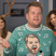 Image 8: James Corden during his staff's Secret Santa