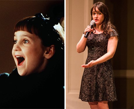 Mara Wilson Miracle on 34th Street