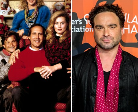 Johnny Galecki Christmas Vacation.National Lapoon S Christmas Vacation Johnny Galecki The