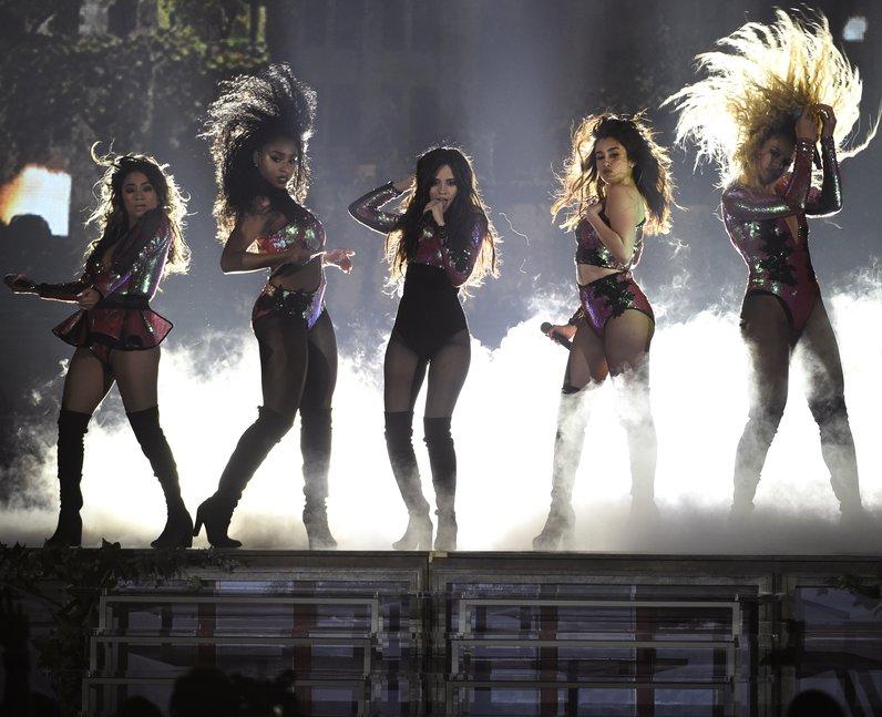 Best Live Photos 2016 Little Mix Brit Awards