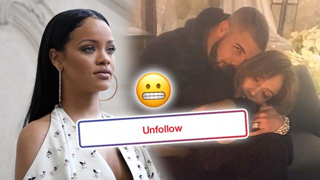 Drake fortsatt dating Rihanna dating en katolsk seminarian