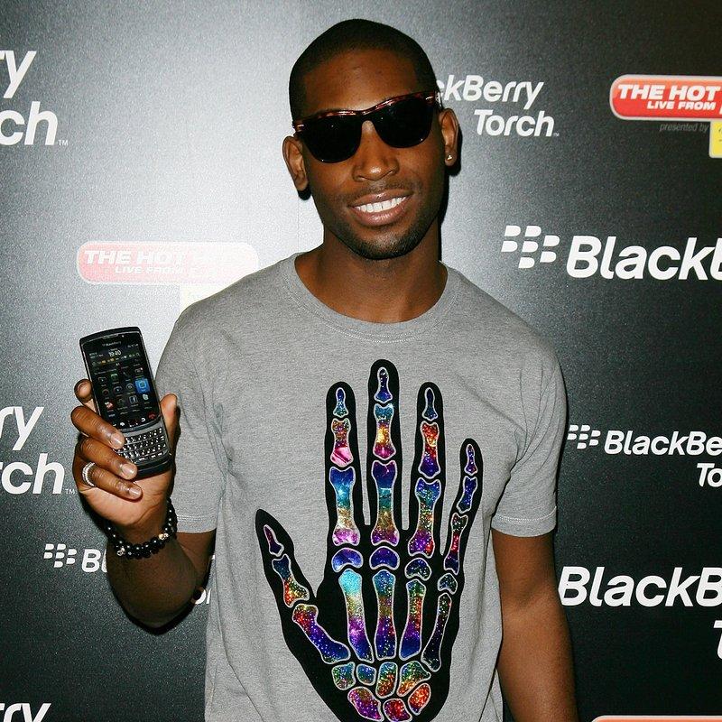 Tinie Tempah Blackberry