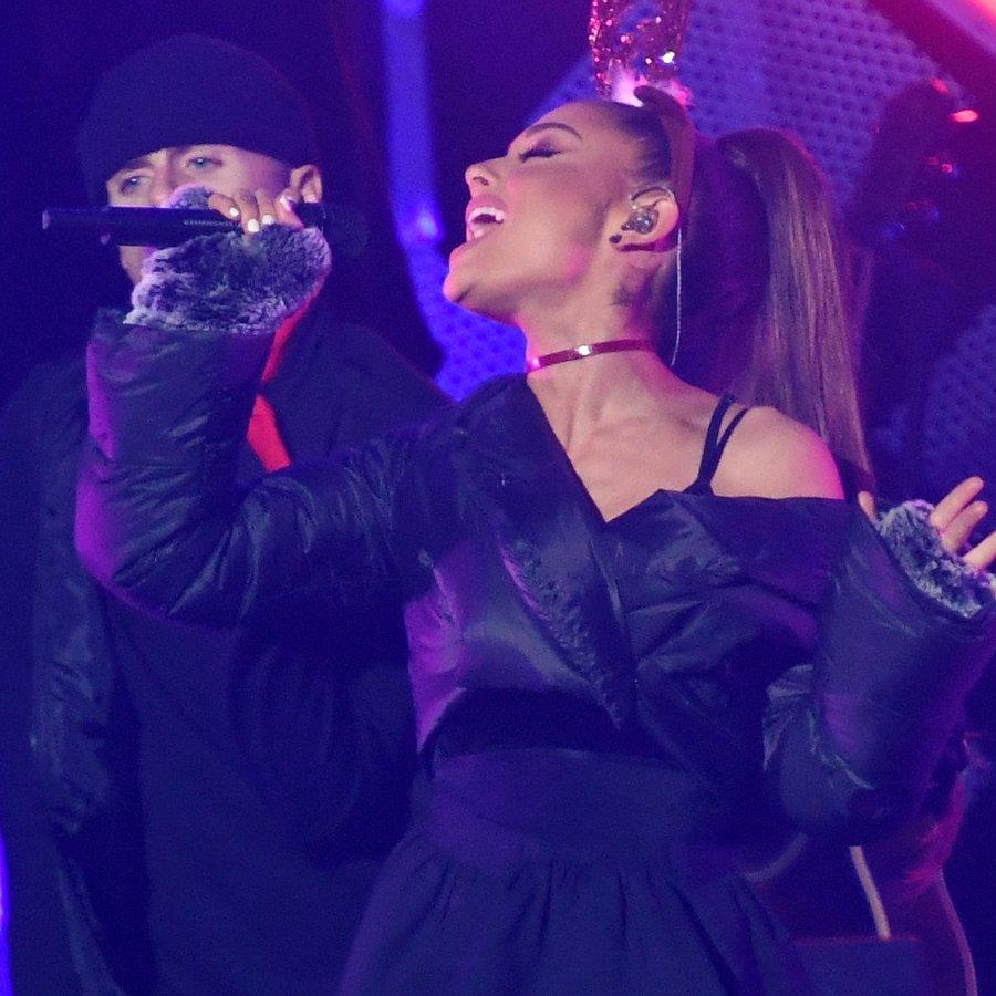 Ariana Grande Power 96.1's Jingle Ball 2016