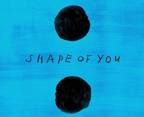 Ed Sheeran Shape Of You Cover Artwork