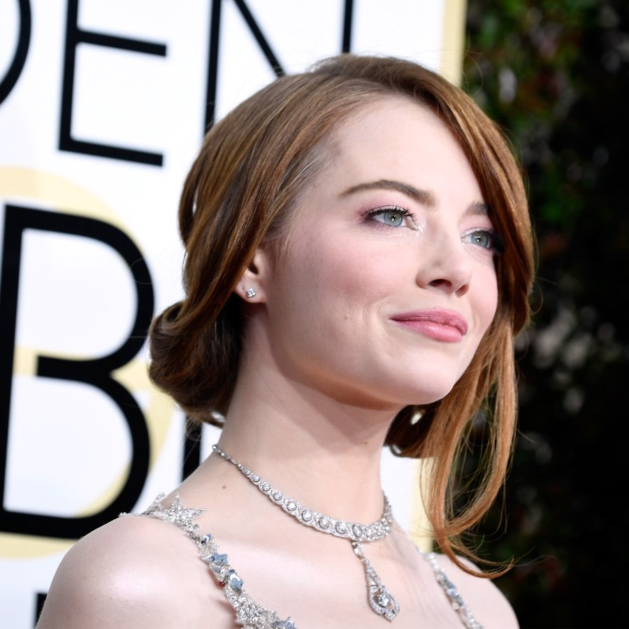 Emma Stone 74th Annual Golden Globe Awards