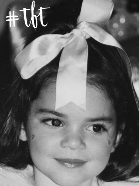 Kendall Jenner posts sweet throwback photo