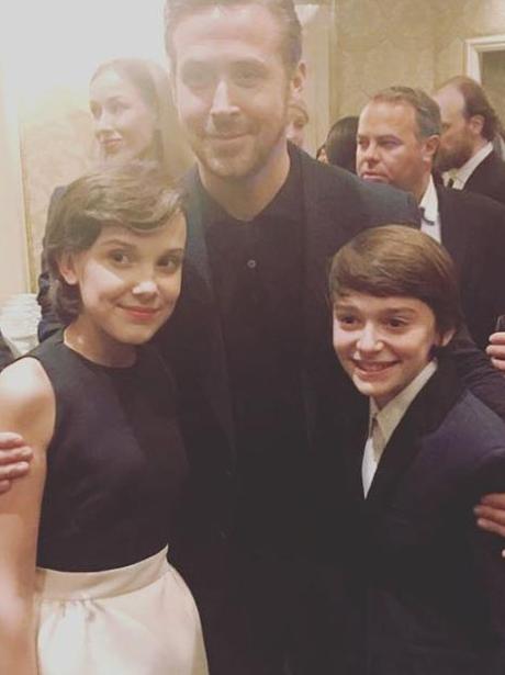 Millie Bobby Brown Fanclub Ryan Gosling