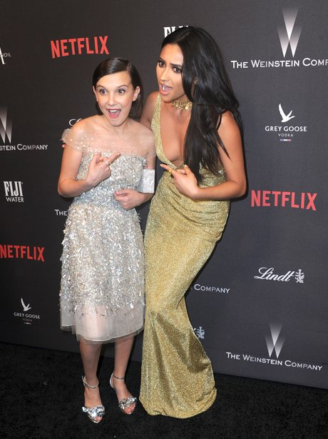 Millie Bobby Brown Fanclub Shay Mitchell