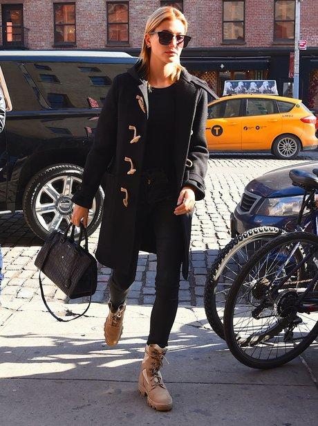 Fashion Moments 21st Jan Hailey Baldwin