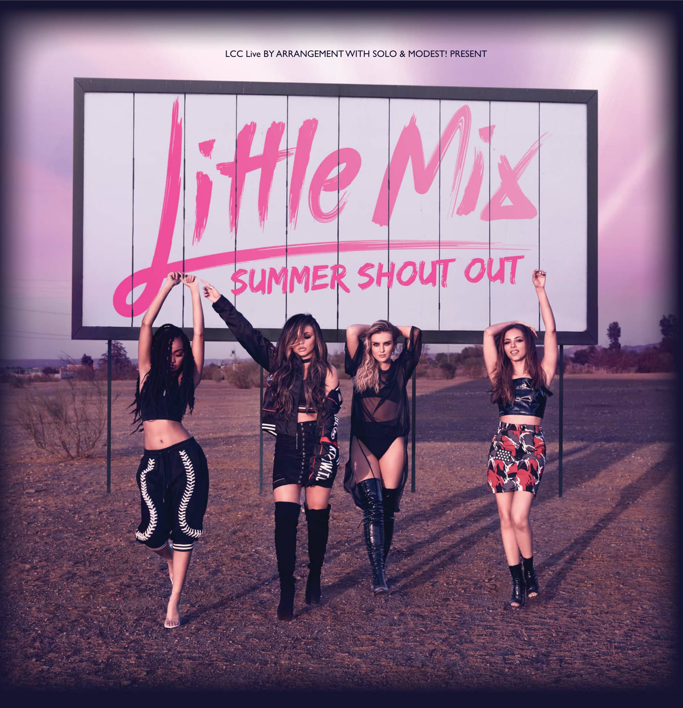 Little Mix Summer Shout Out Tour