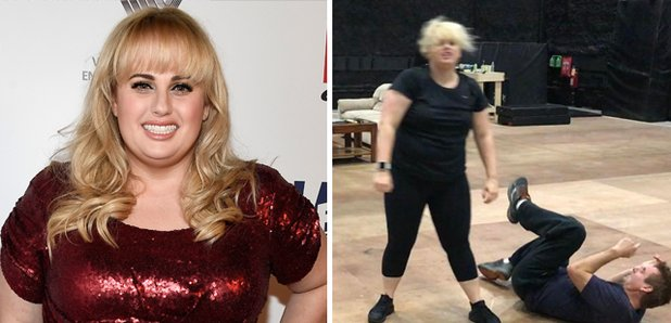 Rebel Wilson Seriously Injured Someone On The Set Of Pitch