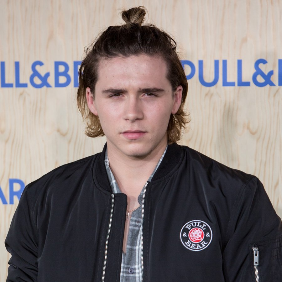 Brooklyn Beckham Inaugurates Pull&Bear Eco-Friendly Headquarters in Spain