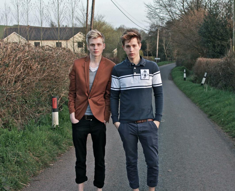 James Mcvey posts throwback photo of him and Trist