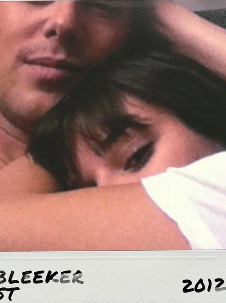 Lea Michele posts sweet tribute to Cory Monteith