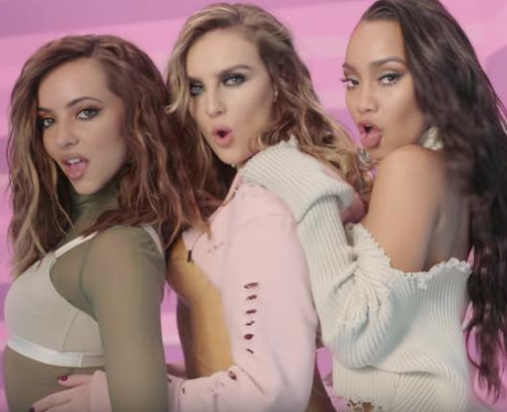 Little Mix Touch music video