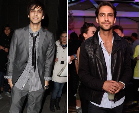 Skins Cast Then and Now Luke Pasqualino