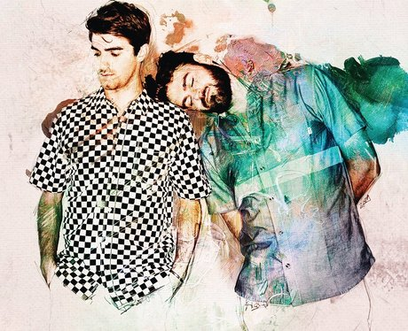 The Chainsmokers Facebook photo
