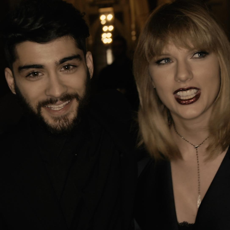 Zayn Taylor Swift Feature In Thetest Fifty Shades Trailer To Date