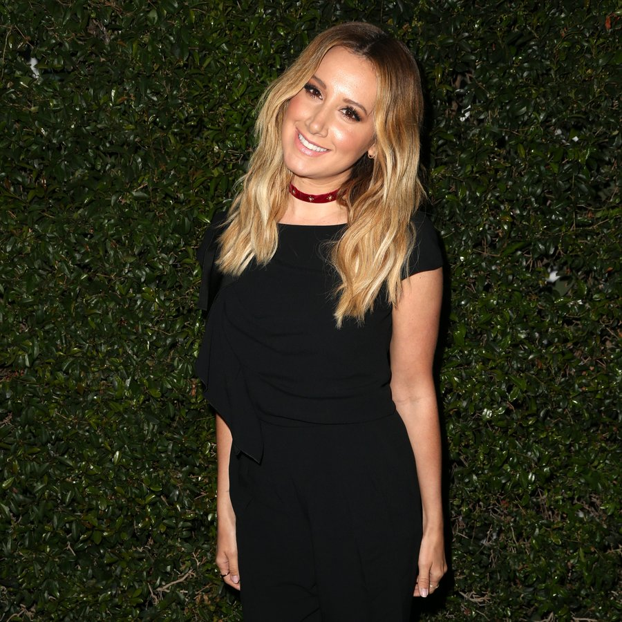 Ashley Tisdale Max Mara Celebrates Natalie Dormer
