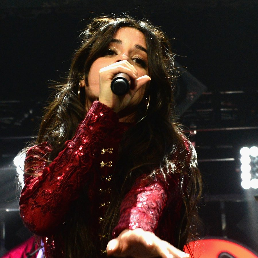 Camila Cabello Y100's Jingle Ball 2016