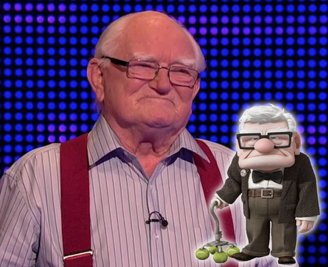 Carl from Up on The Chase