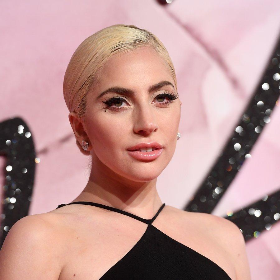 Lady Gaga The Fashion Awards 2016