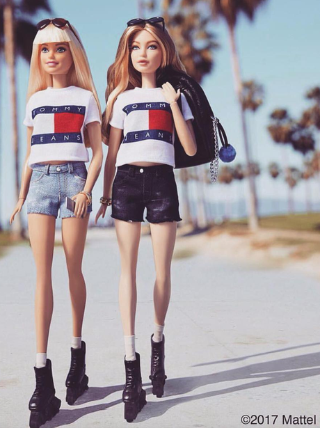 Gigi Hadid has had a Barbie doll made after her