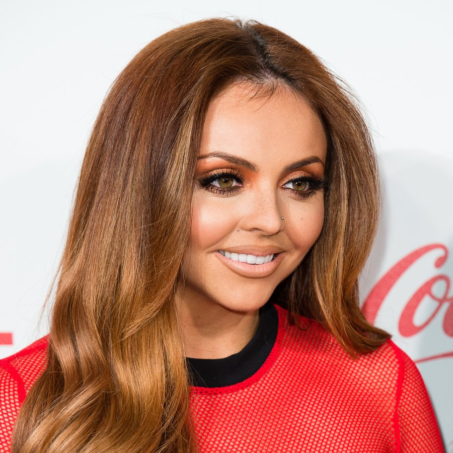 Jesy Nelson Capital's Jingle Bell Ball With Coca-Cola