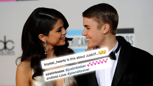 Are justin and selena dating 2017