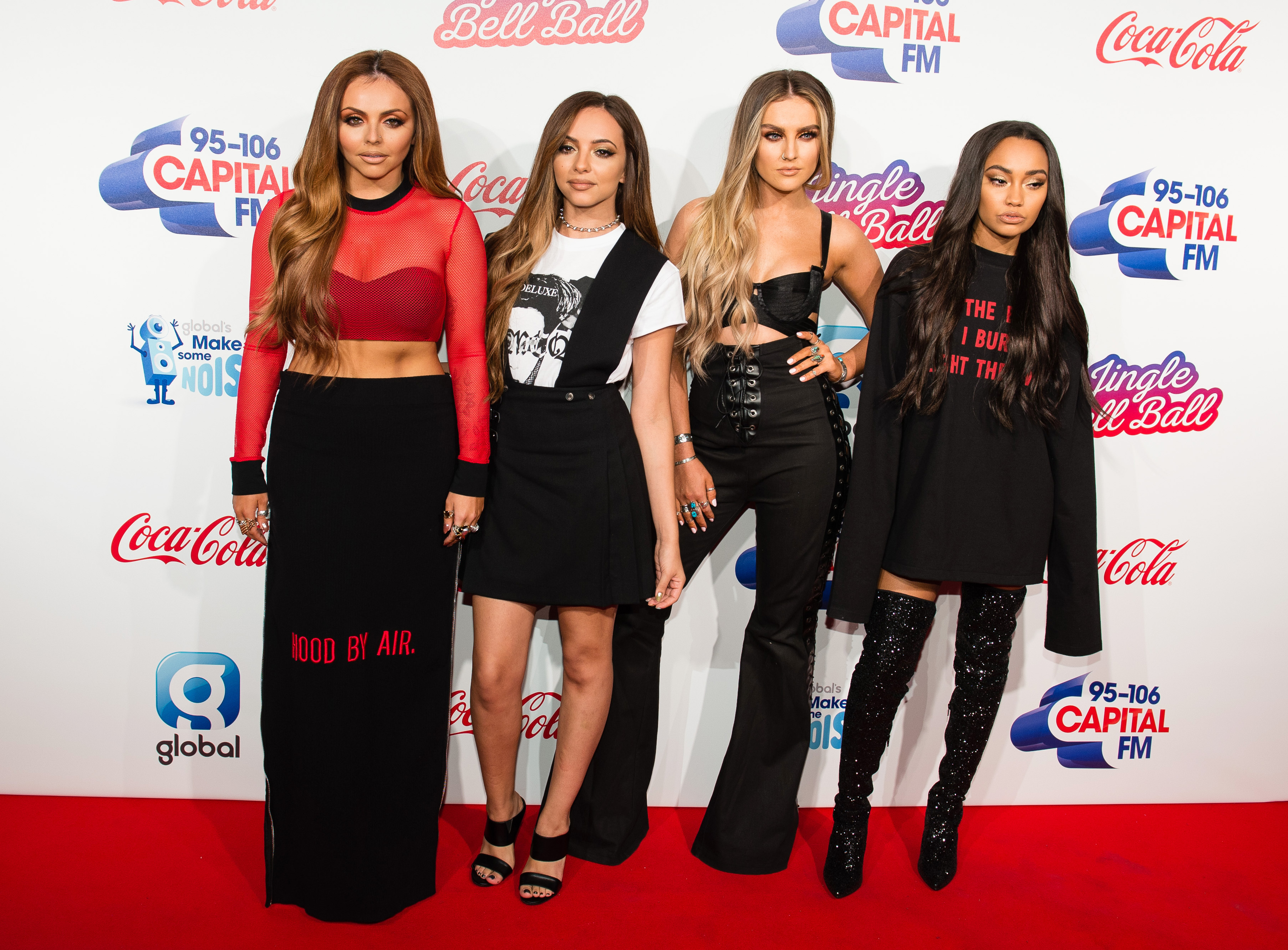 Capital's Jingle Bell Ball Little Mix