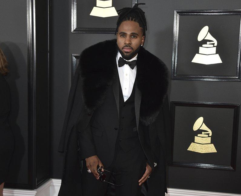 Jason Derulo Grammy Awards 2017
