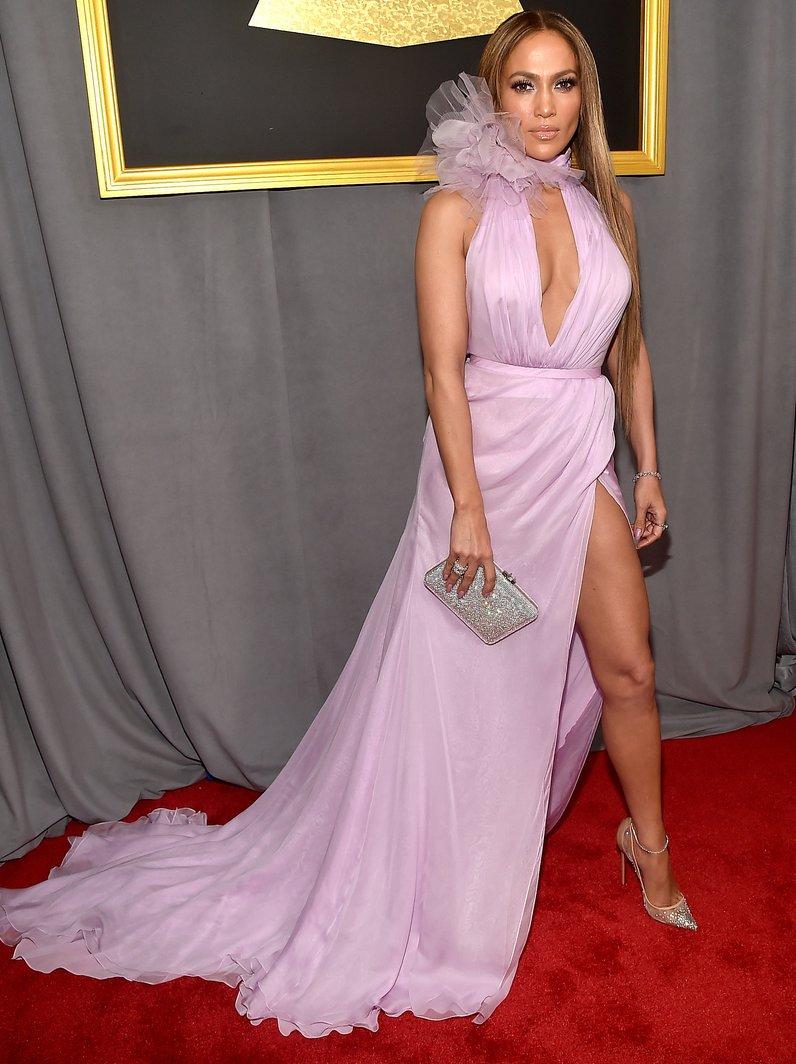 Jennifer Lopez Grammy Awards 2017