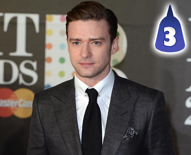 Justin Timberlake BRITs Winners