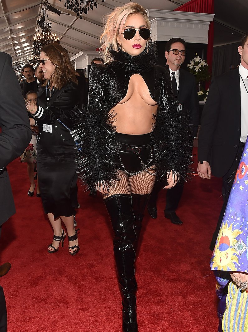Lady Gaga Grammy Awards 2017