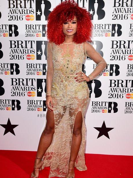 BRITs Best Dressed Fleur East
