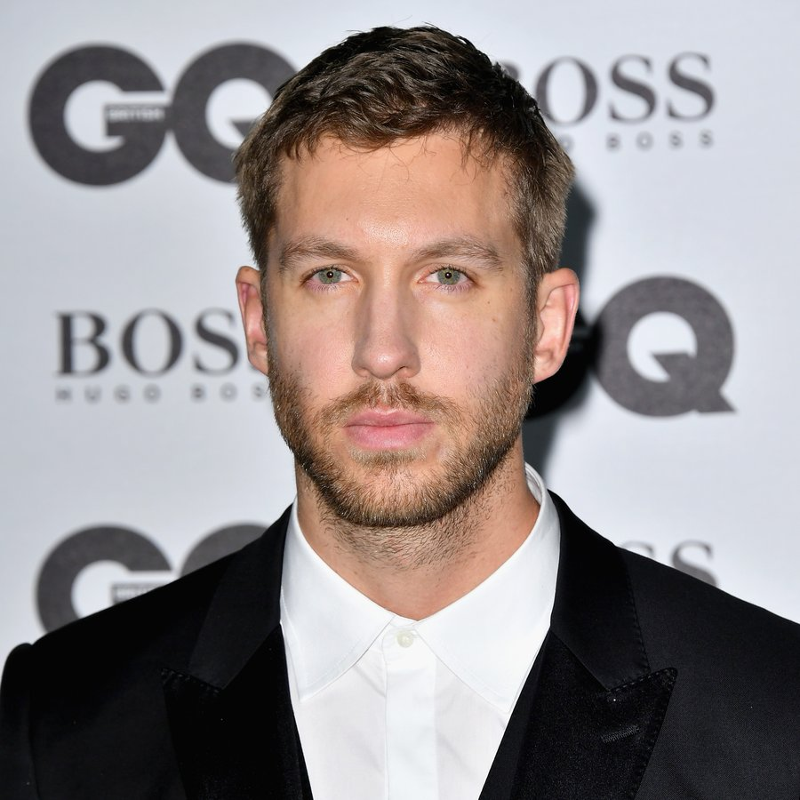 Calvin Harris GQ Men Of The Year Awards 2016
