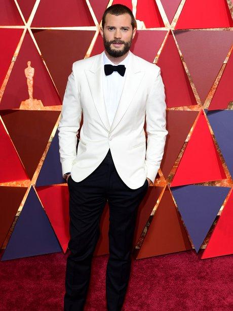 Jamie Dornan at the Oscars 2017