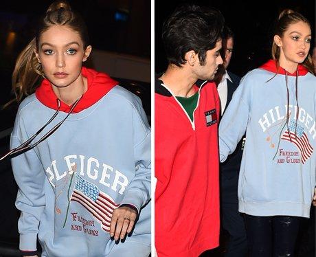 POTW 1st March Zayn and Gigi respark engagement ru