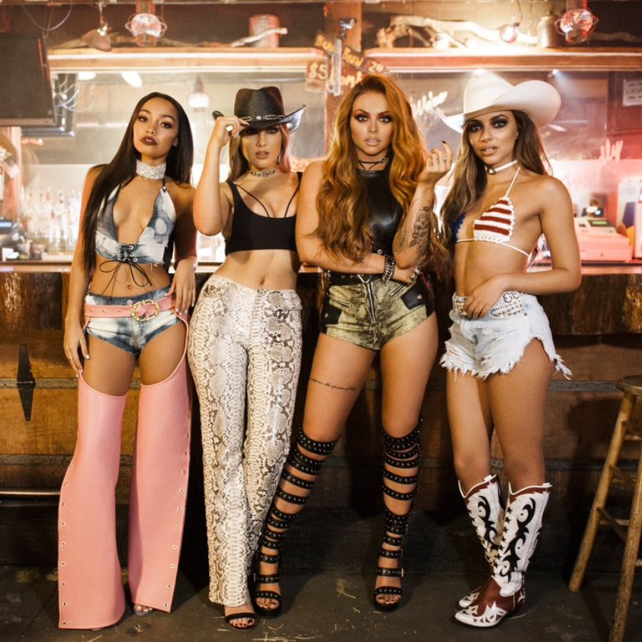 Leaked Little Mix nude photos 2019