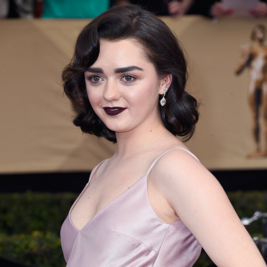 Maisie Williams The 23rd Annual Screen Actors Guild Awards