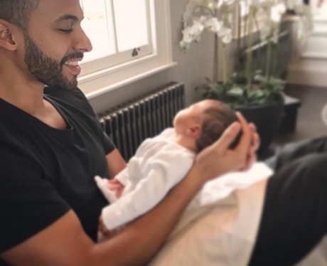 Marvin Humes adapts to fatherhood for the second t