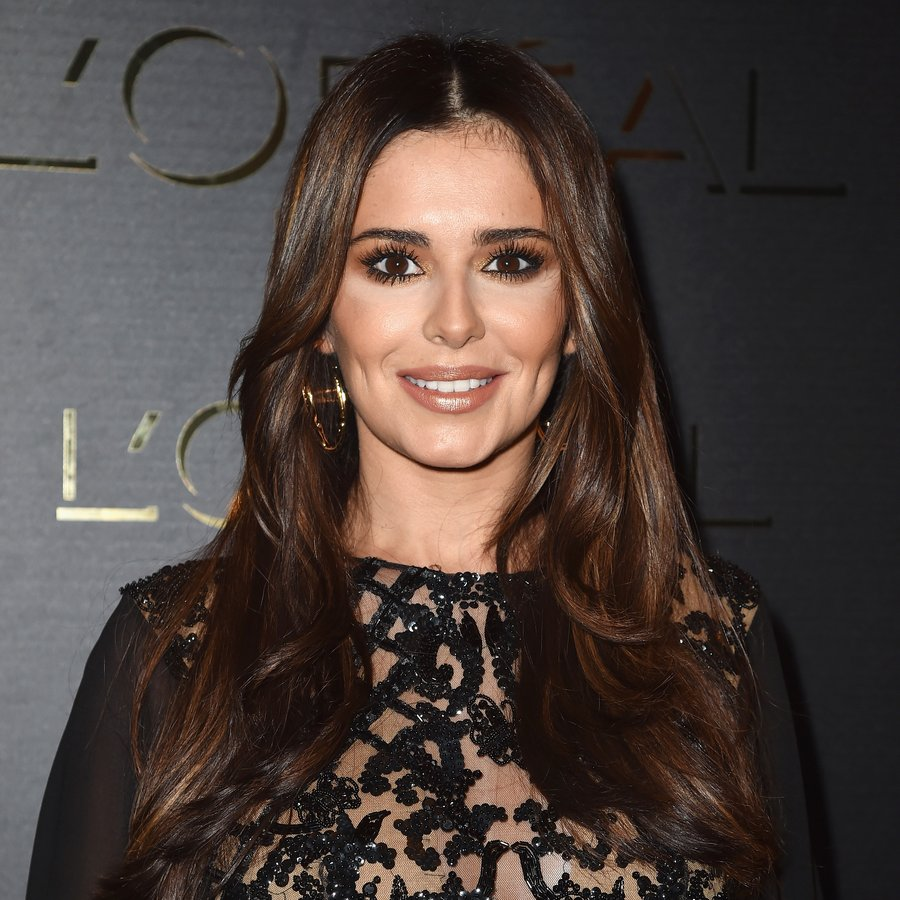 Cheryl Gold Obsession Party - L'Oreal Paris : Photocall