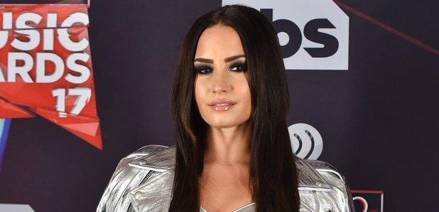 Demi Lovato Seven Iheartradio Music Awards