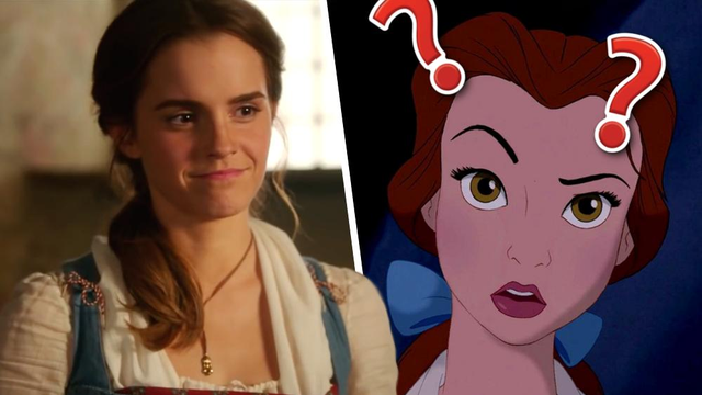 A HUGE Plot Hole In Beauty & The Beast May Have Left Us ...