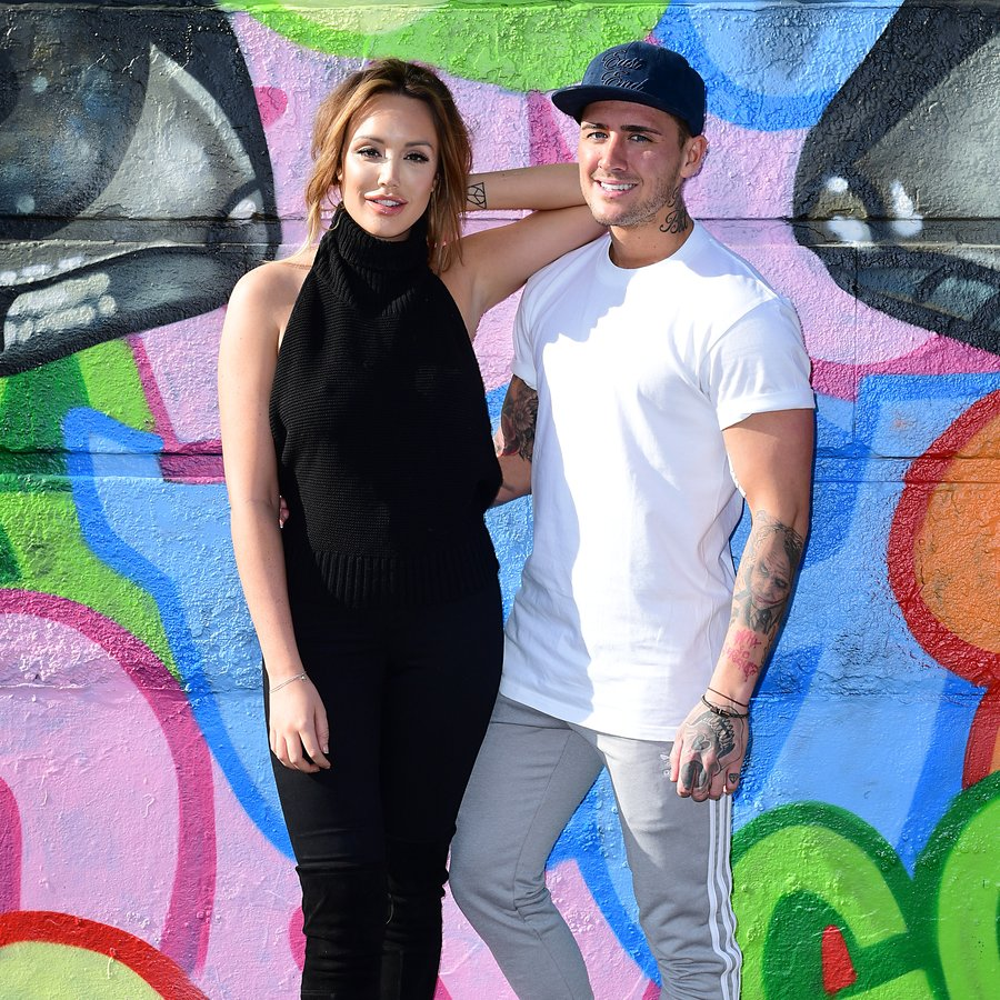 Charlotte Crosby and Stephen Bear MTV's Just Tattoo of Us Launch