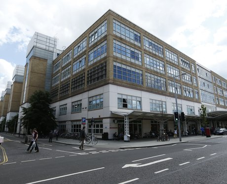 Chelsea and Westminster Hospital where Cheryl gave