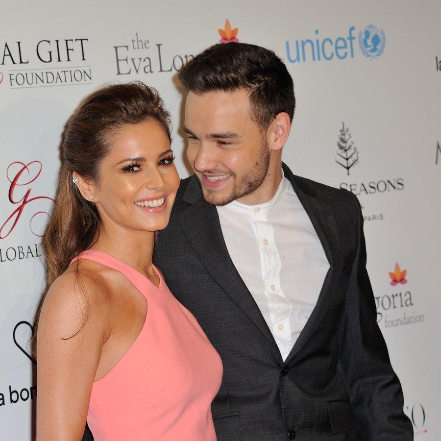 Cheryl and Liam Payne Global Gift Gala