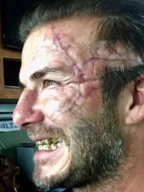 David Beckham King Arthur movie