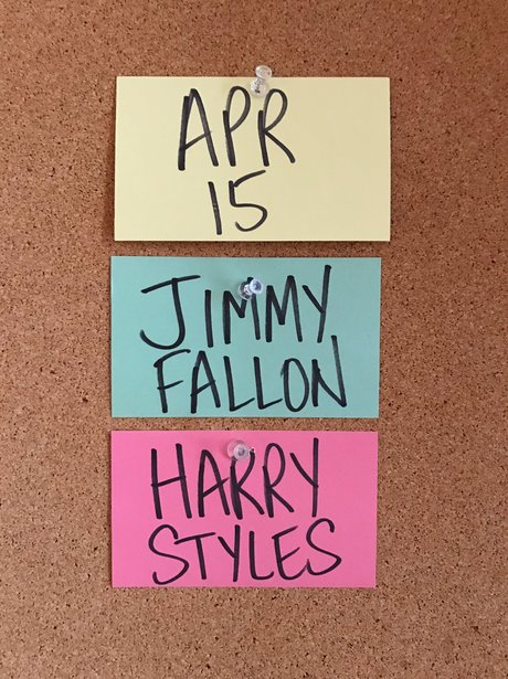 Saturday Night Live - Jimmy Fallon & Harry Styles