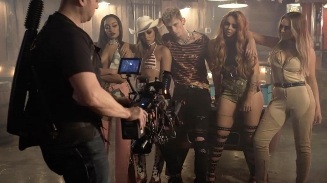 Watch The Behind The Scenes Video Of Little Mix S No More Sad